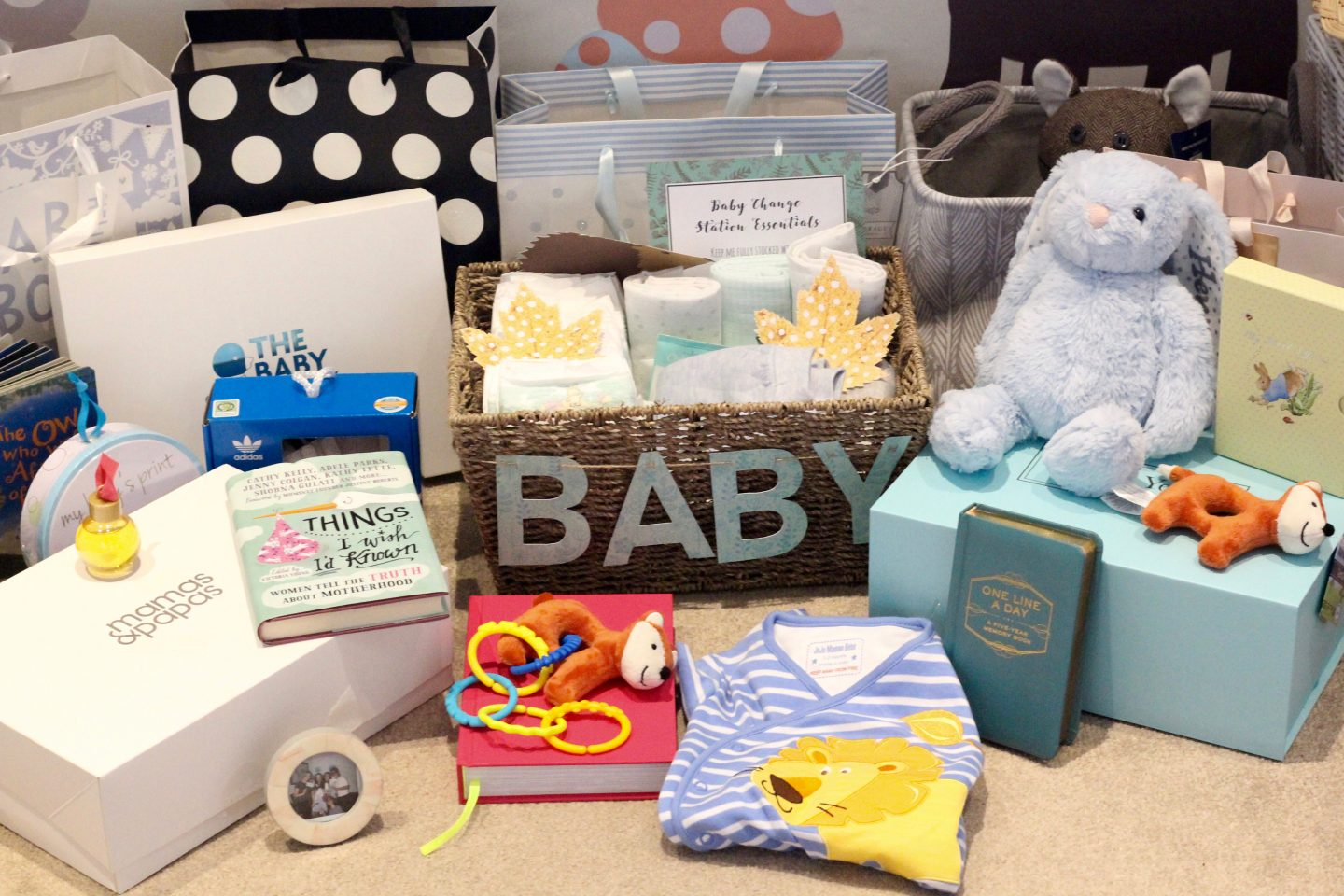 Baby Shower Games & Gift Ideas