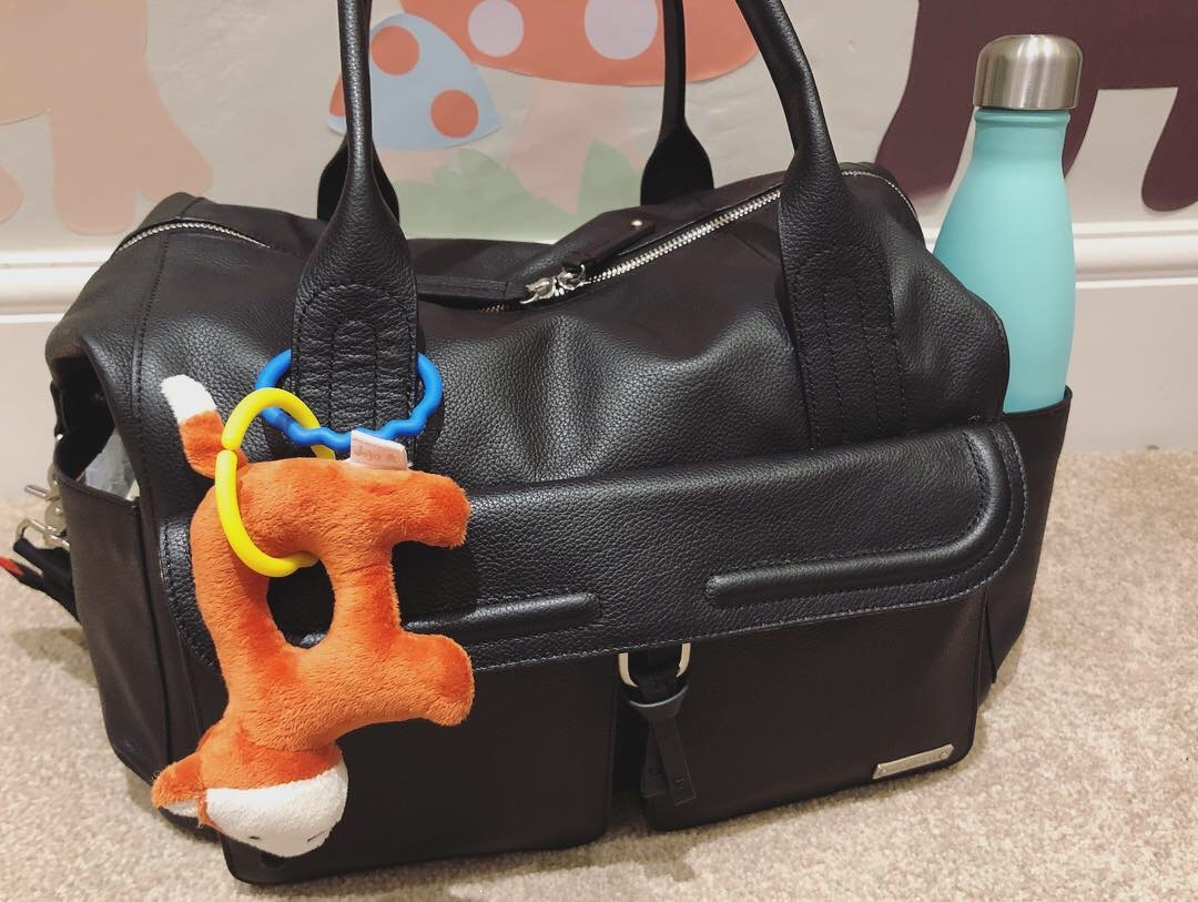 What's in my Changing/Diaper Bag!