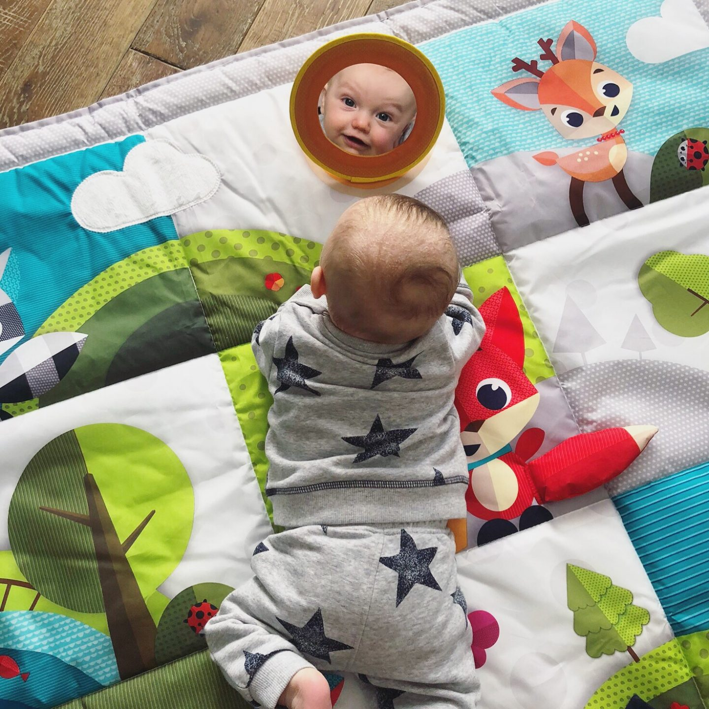 How to do Tummy Time with your Baby!