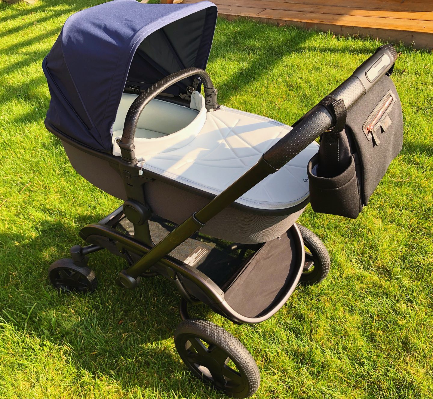 How to Choose a Pram – in 6 easy steps!