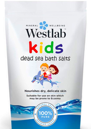 Bath Salts for Kids!