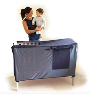 Travel & Nursery Cot Blackout Cover