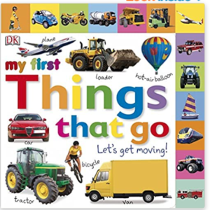 Things that Go Book