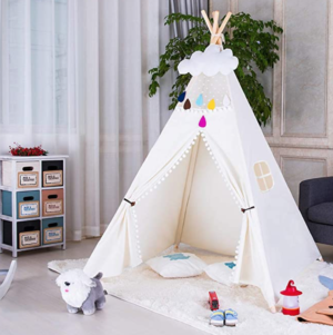 Canvas Teepee