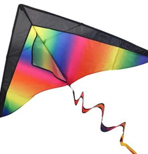 H's kite!