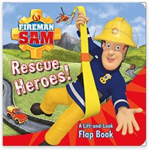 Fireman Sam Book