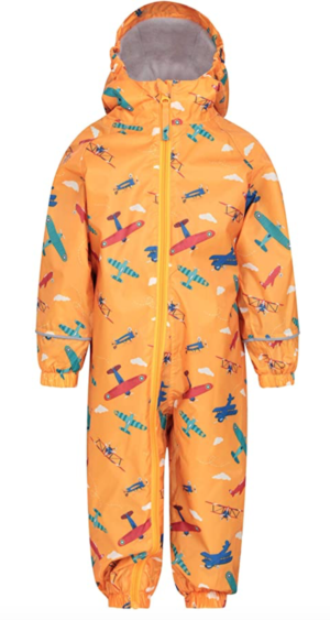 Fleece Lined Puddle Suit