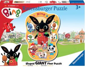 Bing Floor Jigsaw