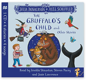 The Gruffalo's Child Audio Book