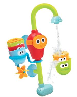 Flow & Fill Bath Game!!